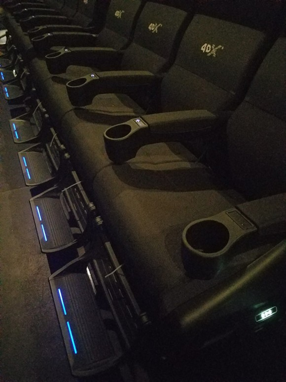 4DX Theater at Pointe Orlando