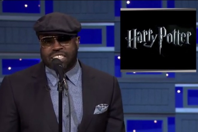 Black Thought from the Roots on the Tonight Show - PHOTO VIA THE TONIGHT SHOW
