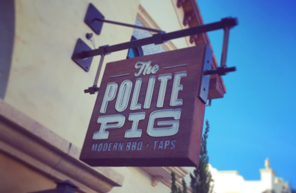 PHOTO VIA THE POLITE PIG/TWITTER