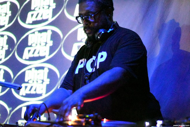 Questlove at the Social - JEN CRAY