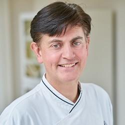 Executive chef Fabrizio Schenardi