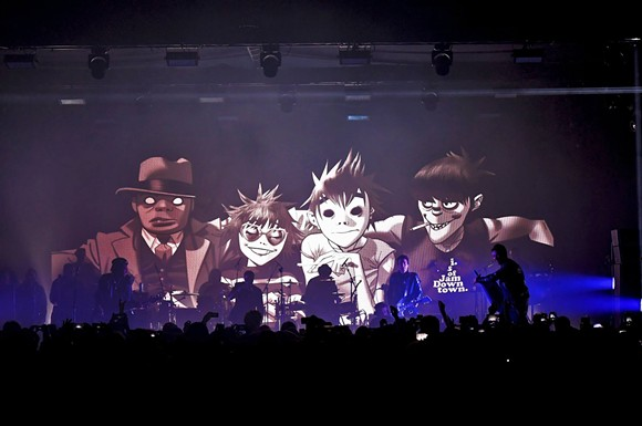 PHOTO VIA GORILLAZ/FACEBOOK