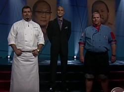 Treviño v. Batali on Iron Chef America