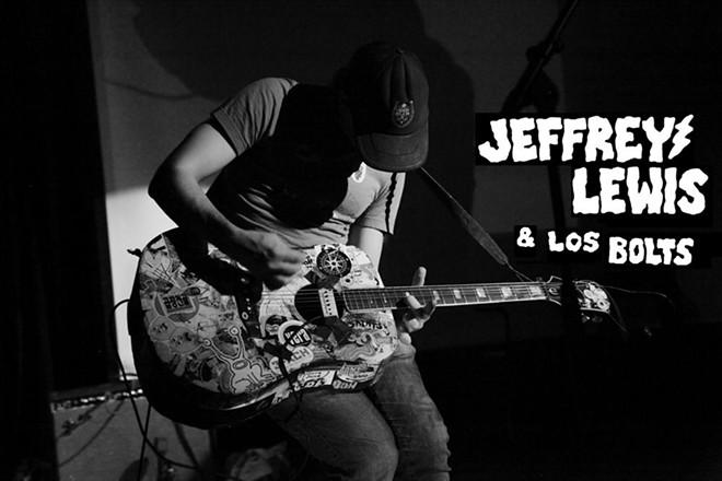 PHOTO VIA JEFFREY LEWIS/FACEBOOK