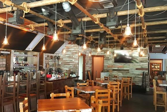 Muddy Waters interior - PHOTO VIA BEACON HILL GROUP