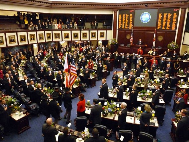 PHOTO VIA FLORIDA HOUSE OF REPRESENTATIVES