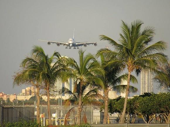 PHOTO BY FELIPE GALVEZ VIA MIAMI INTERNATIONAL AIRPORT - MIA/FACEBOOK