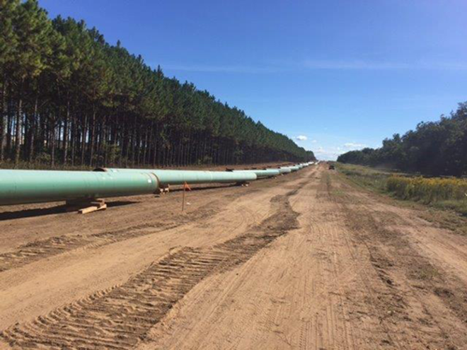 Natural Gas Pipeline In Ocala Florida