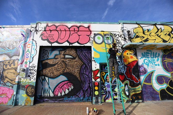 No. 4: Tour the West Art District. - PHOTO BY JOEY ROULETTE