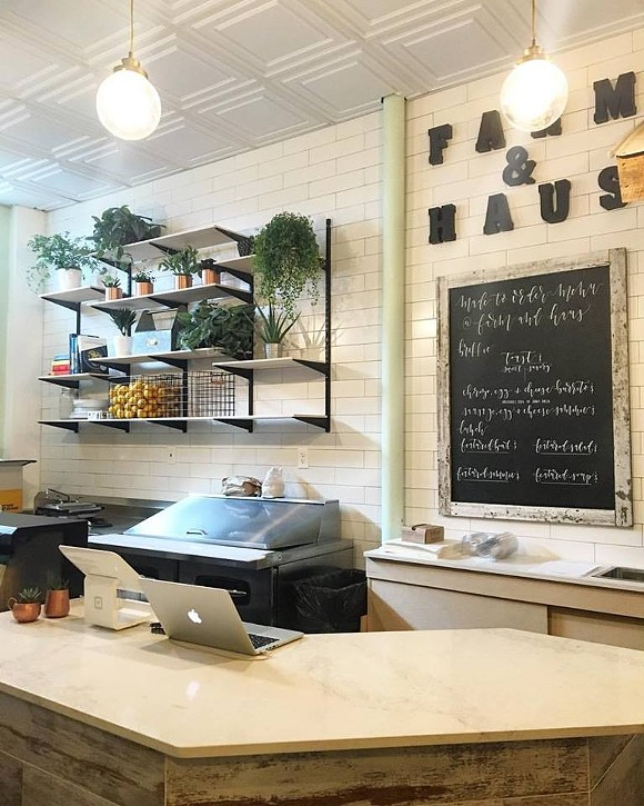 """Farm & Haus eatery inside East End Market will morph into the """"Bowl Bar"""""""