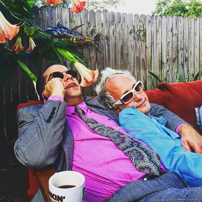 Tony & Billy - PHOTO BY STEPHANIE PORTA