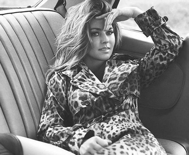 PHOTO BY VANITY FAIR ITALIA VIA SHANIATWAIN.COM