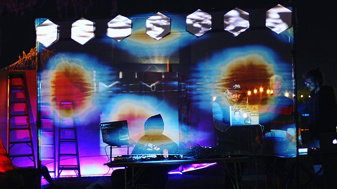 PROJECTION MAPPING BY VJ CATALYST