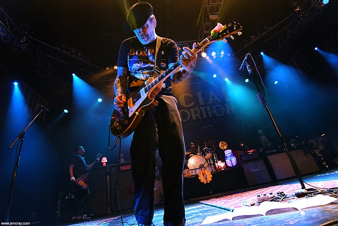 Social Distortion at House of Blues - JEN CRAY
