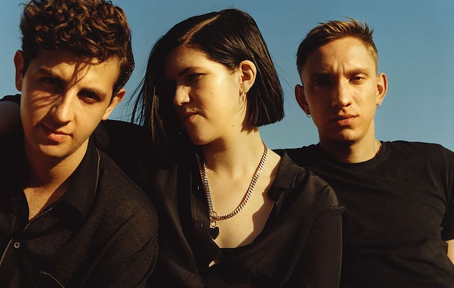 The xx - PHOTO VIA IIIPOINTS.COM