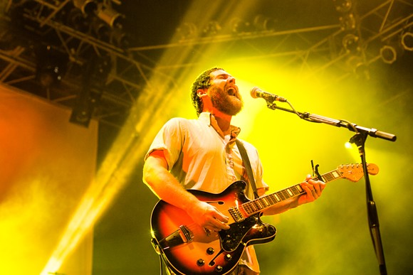 Manchester Orchestra at House of Blues - CARLO CAVALUZZI