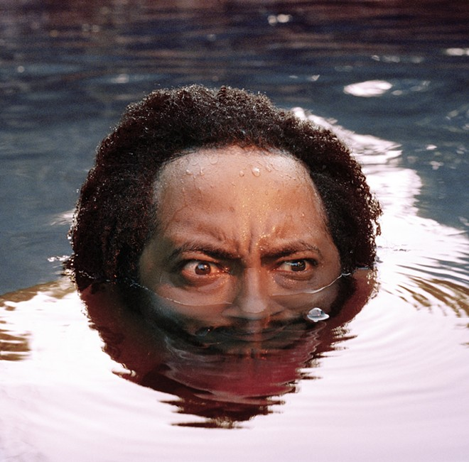 Thundercat - PHOTO BY EDDIE ALCAZAR