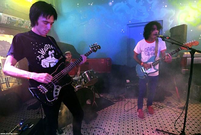 Bubble Boys at 64 North - JEN CRAY
