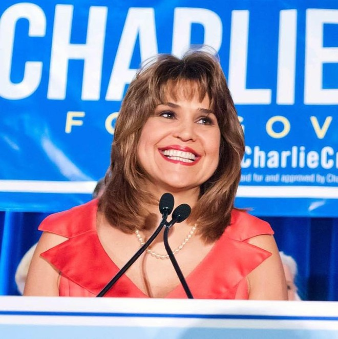 PHOTO VIA ANNETTE TADDEO/FACEBOOK