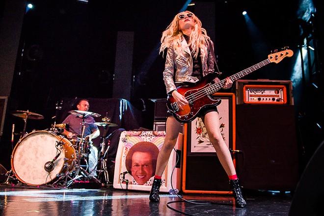 Eagles of Death Metal at Hard Rock Live - JAMES DECHERT
