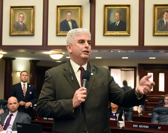 Julio Gonzalez - PHOTO VIA FLORIDA HOUSE OF REPRESENTATIVES