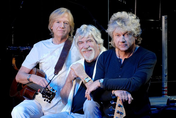 PHOTOS FROM THE MOODY BLUES/FACEBOOK