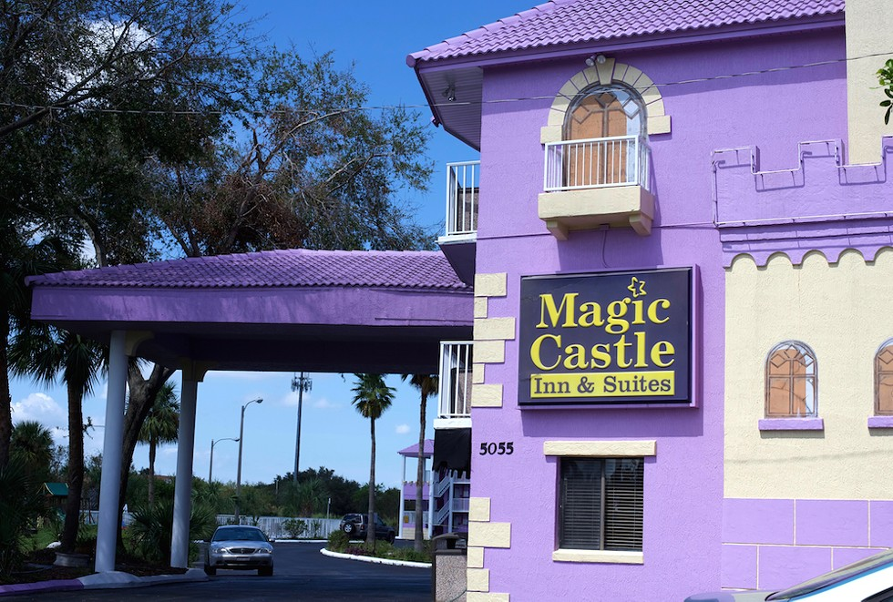 The Magic Castle - PHOTO BY MONIVETTE CORDEIRO
