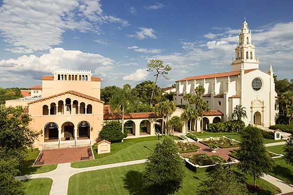 PHOTO VIA ROLLINS COLLEGE