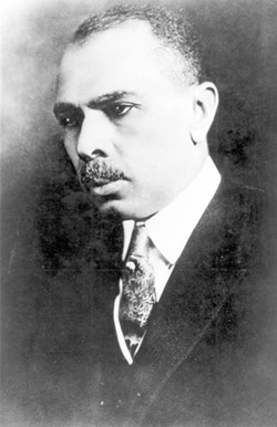 James Weldon Johnson - PHOTO VIA FLORIDA MEMORY