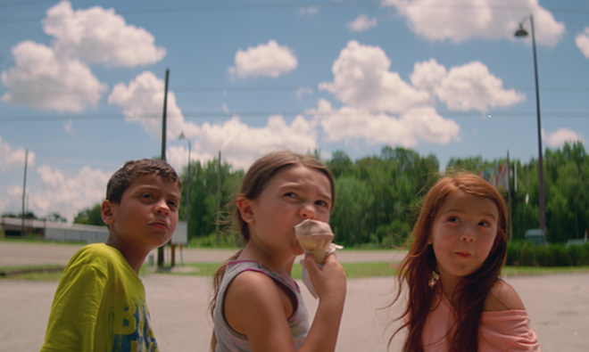 Christopher Rivera, Brooklynn Prince and Valeria Cotto star in - 'The Florida Project'