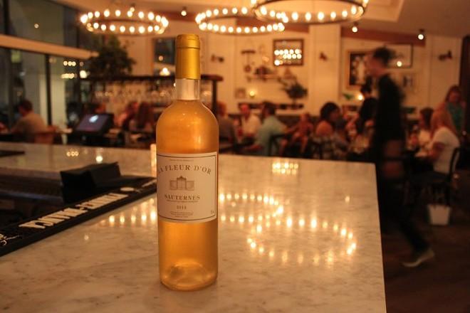 La Fleur D'Or, Sauternes, Bordeaux, France, 2013 - SUE CHIN