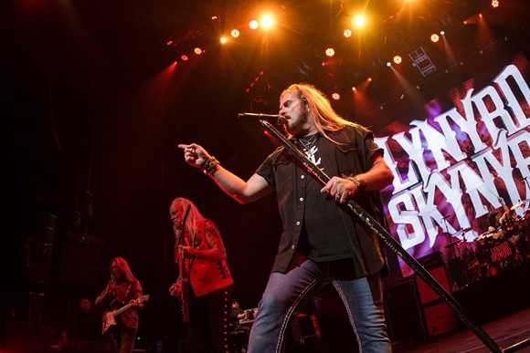 PHOTO BY LYNYRD SKYNYRD/FACEBOOK