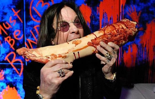 Ozzy Osbourne - PHOTO VIA OZZY OSBOURNE/FACEBOOK