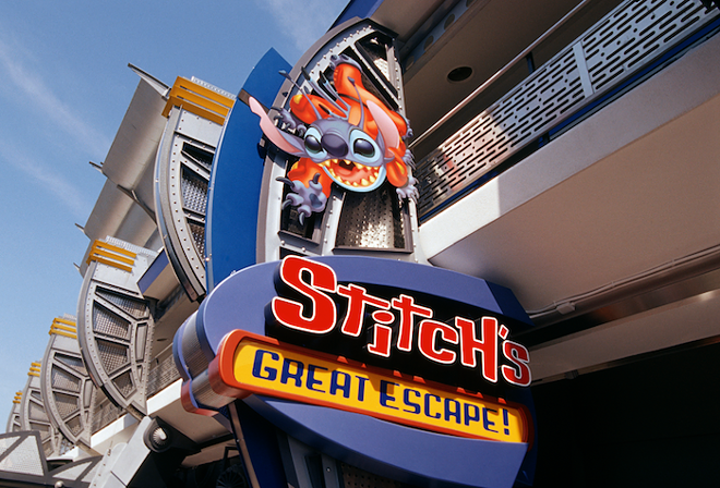 PHOTO VIA STITCH'S GREAT ESCAPE/FACEBOOK