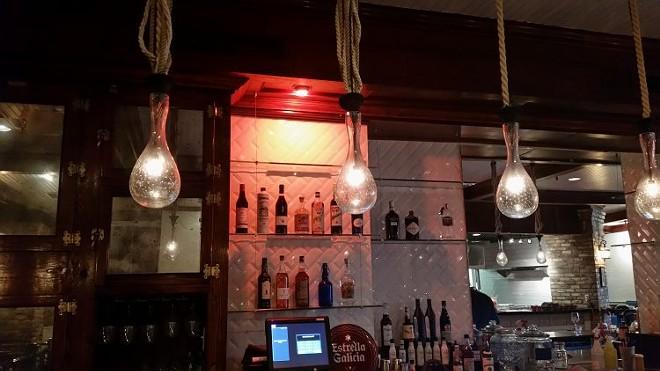 Bar area - FAIYAZ KARA