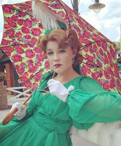 Citizens of Hollywood's Mimi Kaboom - IMAGE VIA JNZIGGY   INSTAGRAM