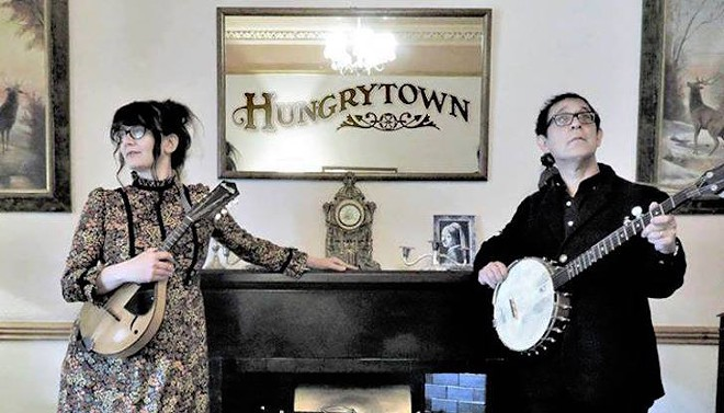 Hungrytown - PHOTO VIA ORLANDO PUBLIC LIBRARY