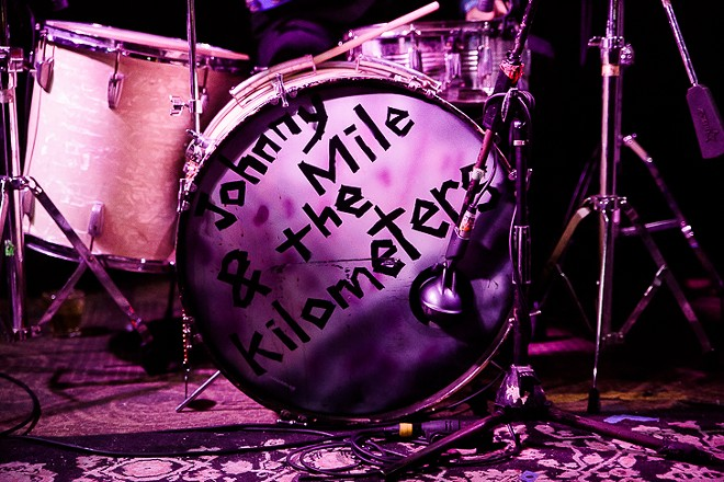 Johnny Mile & the Kilometers at Will's Pub - JAMES DECHERT