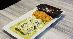 Saint Anejo's Tex-Mex populist dishes swing and connect