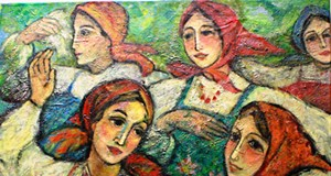 'Two Regimes' memorializes a town of Ukrainian Jews caught between two World Wars