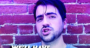 'Liberal Redneck' Trae Crowder talks comedy in the age of Trump, and this weekend's Orlando Indie & Comedy Fest