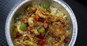 At Thai Halal Grill, Supaluk and Jimmy Khan cook up rustic Isaan dishes inside an Indian supermarket