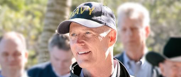Rick Scott's solution to school shootings doesn't include arming teachers or banning assault weapons