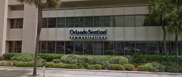 Orlando Sentinel goes through major leadership shake-up