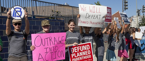 Orlando group's Planned Parenthood protest postponed following Colorado shooting