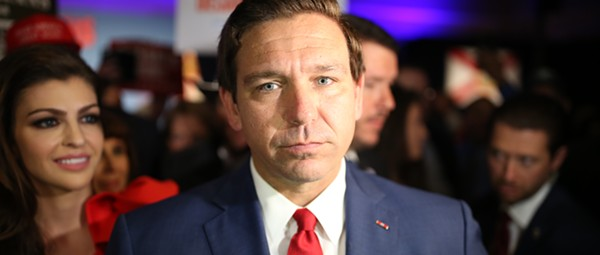 DeSantis wants the power to remove Florida officials who don't cooperate with immigration authorities