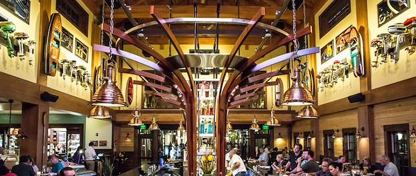Two Disney Springs spots make it into OpenTable's list of top 100 restaurants in America for a big night out