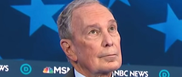 Central Florida Dems endorsing Bloomberg can't feel great watching him get eviscerated by Elizabeth Warren