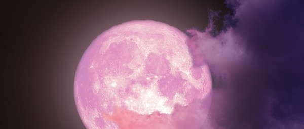 Look up, Orlando: The 'Super Pink Moon' will be at its brightest tonight