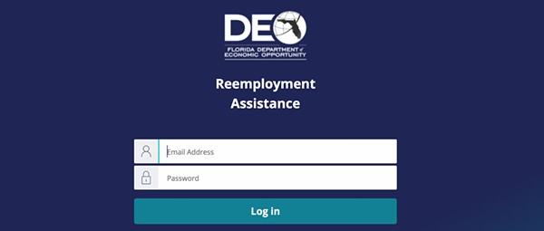 If you are filing for unemployment in Florida, use this website